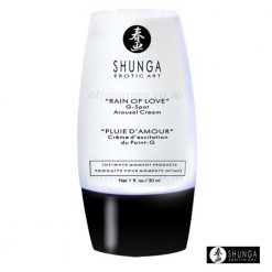 Rain of Love G Spot Arousal Cream & Lubricant | Shunga Erotic Arts