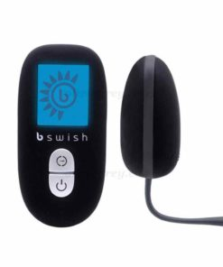 BNaughty Premium Unleashed Vibrating Egg   BSwish