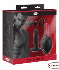 3 Peice Anal Starter Kit | Malesation