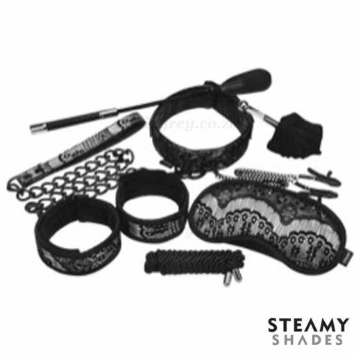 Bondage Set | Steamy Shades