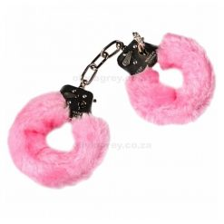Fluffy Love Hand Cuffs | XDreamToys