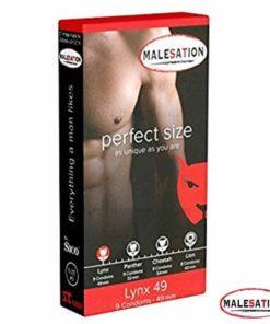 Lynx (Small) Condoms | Malesation