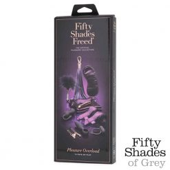 Pleasure Overload 10 Days of Play Gift Set Packaging | Fifty Shades Freed