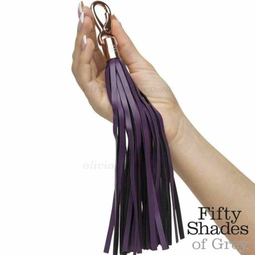 Pleasure Overload 10 Days of Play Gift Set Flogger | Fifty Shades Freed