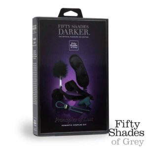 Principles of Lust Romantic Couple's Kit Box | Fifty Shades Darker
