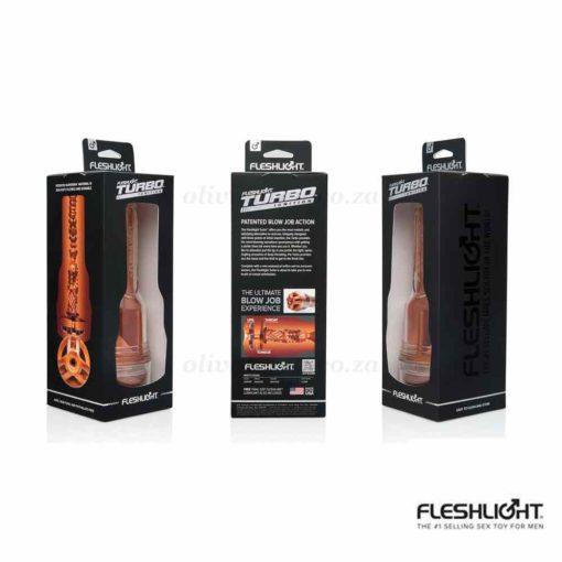 Turbo Ignition Copper Oral Sex Simulator Box | Fleshlight