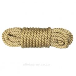 Cotton Bondage Rope Hemp