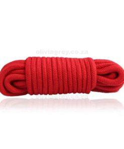 Cotton Bondage Rope | Just Naughty