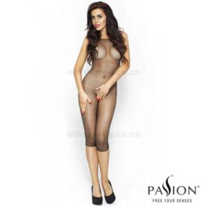 Olivia Bodystocking Black | Passion Lingerie BS005
