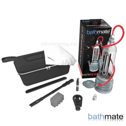 HydroXtreme11 Penis Pump Bathmate Set