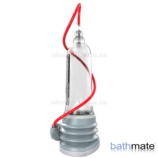 HydroXtreme11 Penis Pump Bathmate Side