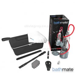 HydroXtreme7 Penis Pump Bathmate Set