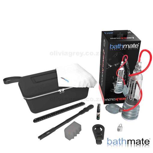 HydroXtreme7 Penis Pump Bathmate Set
