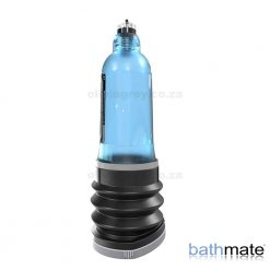 Hydromax7 Wide Boy Penis Pump | Bathmate Blue