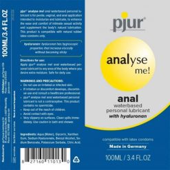 Analyse Me Anal Comfort Glide Box | Pjur