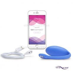 Jive Remote Controlled Vibrating Love Egg Phone | We-Vibe
