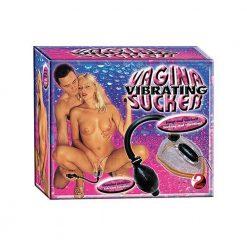 Vagina Pump Vibrating Sucker Box