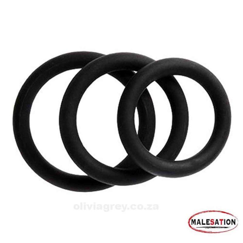 Beginner Cock Ring Set | Malesation
