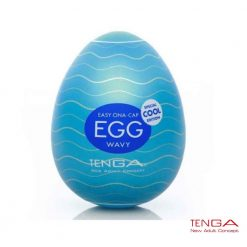 Cool Egg Male Masturbator | Single | Tenga