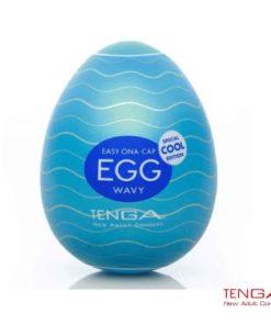 Cool Egg Male Masturbator | Single | Tenga
