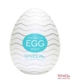Egg Male Masturbator Single Tenga