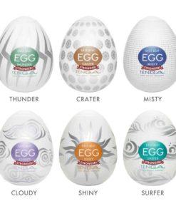 Hard Boilled Egg Male Masturbator Tenga Styles