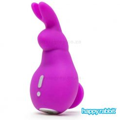 Mini Ears Rechargeable Clitoral Vibrator | Happy Rabbit Buttons