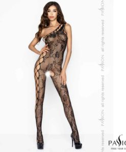 Jaime Bodystocking | Passion Lingerie BS038 Black