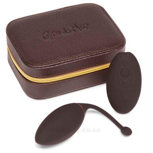 Emma Remote Control Love Egg Vibrator Box