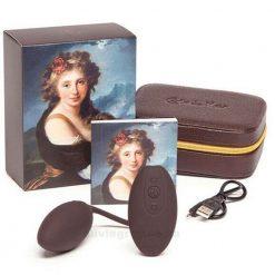 Emma Remote Control Love Egg Vibrator Packaging