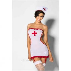 Persea Nurse Outfit Angels Never Sin