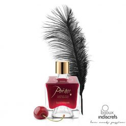 Poeme Edible Body Paint Cherry