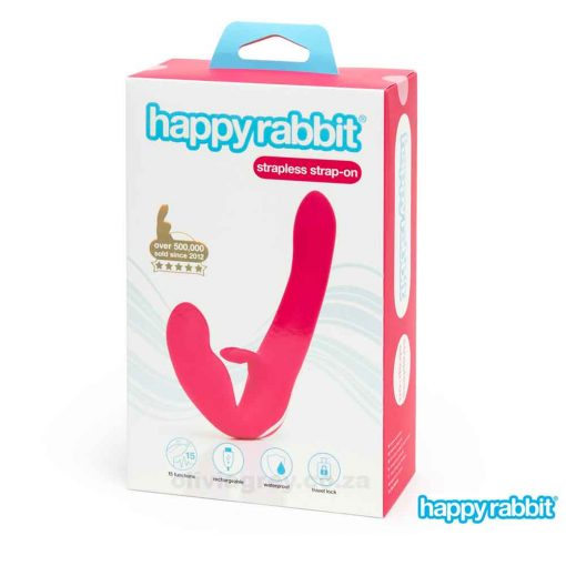 Strapless Strap-On Happy Rabbit Box
