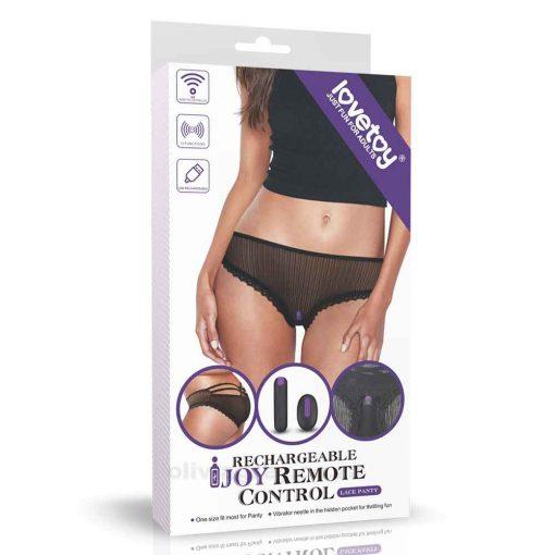 Remote Control Vibrating Panties Box