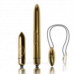 Rocks-Off All Gold Bullet Vibrators