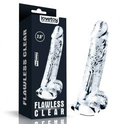 Flawless Clear Dildo