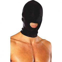 Open Mouth Stretch Hood | Lux Fetish