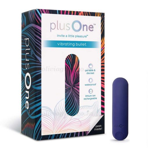 PlusOne Vibrating Bullet Box