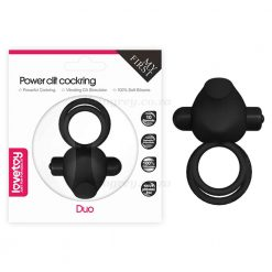 Power Clit Duo Cock Ring