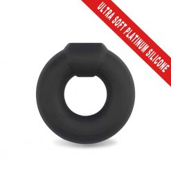 Ultra Soft Silicone Cock Ring