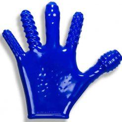 Finger Fuck Textured Glove | Oxballs