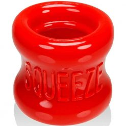 Oxballs Squeeze Ball Stretcher Red