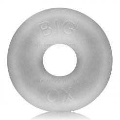Big Ox Cockring Oxballs Clear
