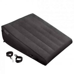 Deluxe Inflatable Wedge With Cuffs