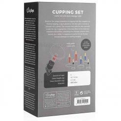 Cupping Set EasyToys Box Back
